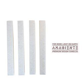 Amabiente-Clasica-Corta-Set-X-4-Velas-White