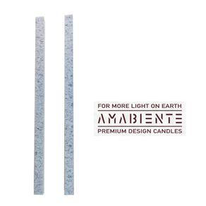 Amabiente-Clasica-Set-X-2-Velas-Silver-Grey