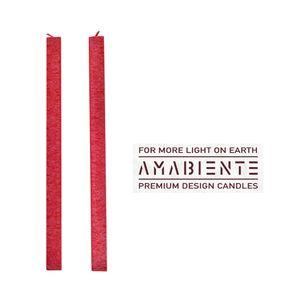 Amabiente-Clasica-Set-X-2-Velas-Red