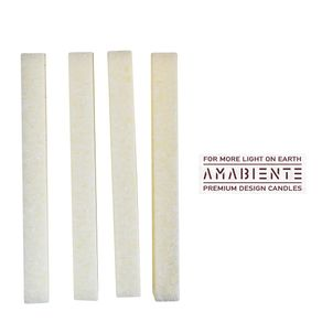 Amabiente-Clasica-Corta-Set-X-4-Velas-Ivory