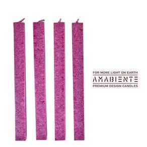 Amabiente-Clasica-Corta-Set-X-4-Velas-Pink