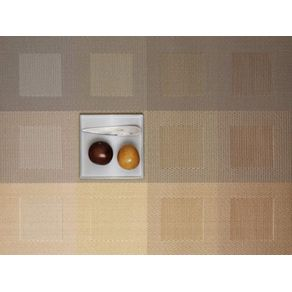 Chilewich-Engineered-squares-Individual-rectangular-Gold