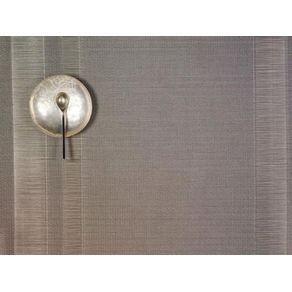 Chilewich-Tuxedo-Stripe-Individual-rectangular-Silver