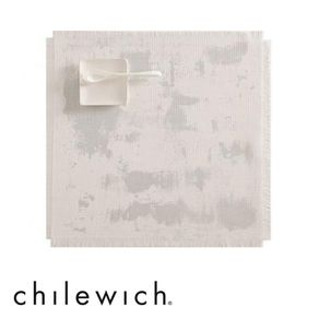 Chilewich-Imprint-Individual-Rectangular-Antique-Silver