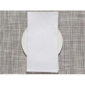 Chilewich-Servilleta-100--Lino-cuadrada-White