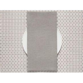 Chilewich-Servilleta-100--Lino-cuadrada-Pale-Grey