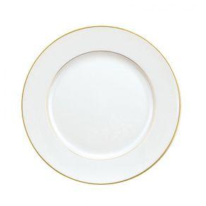 Christofle-Albi-Gold-Plato-postre