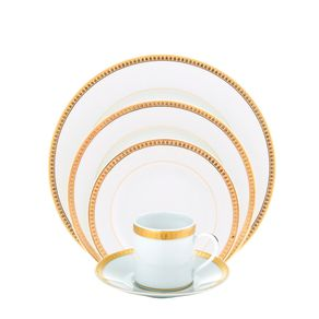 Christofle-Malmaison-Gold-Set-X-5-Piezas