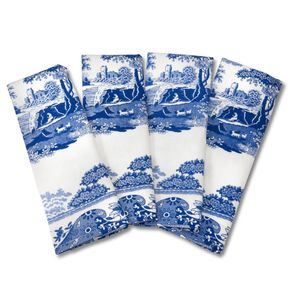 Portmeirion-Blue-Italian-Set-X-4-Servilletas