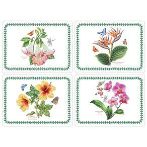 Portmeirion-Exotic-Botanic-Garden-Set-X-4-Individuales-rectanguares