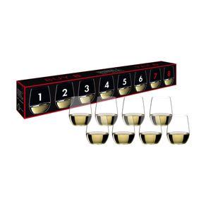 Riedel--O--Copa-sin-Pie-Chardonnay-Set-8-Copas