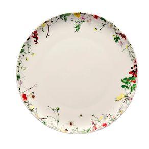 Rosenthal-Bone-China-Brillance-Fleurs-Sauvages-Coupe-Plato-Postre