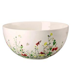 Rosenthal-Bone-China-Brillance-Fleurs-Sauvages-Ensaladera-Grande