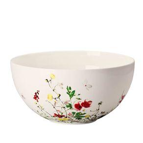 Rosenthal-Bone-China-Brillance-Fleurs-Sauvages-Ensaladera-Mediana