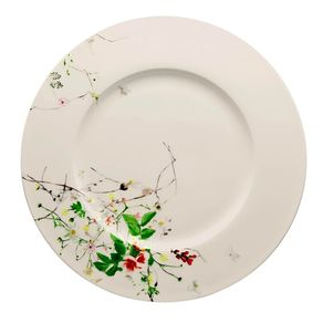Rosenthal-Bone-China-Brillance-Fleurs-Sauvages-Plato-Base-