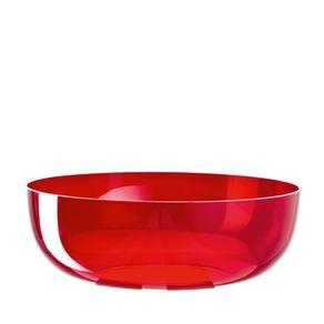 Rosenthal-Collana--Bowl-Cristal-Rojo