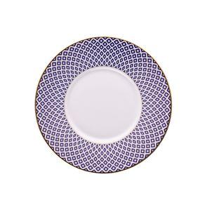 Rosenthal-Francis-Carreau-Plato-Taza-Te-Azul