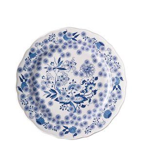 Rosenthal-Hutschuenreuther-Blue-Flower-Plato-Principal
