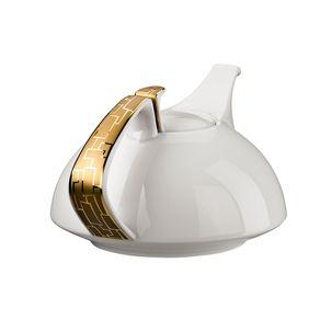 Rosenthal-Studio-Line-Tac-Skin-Gold-Tetera