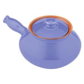 Sambonet-Piral-Terracotta-Refractario-Olla-Lila-con-mango