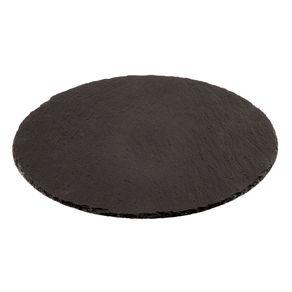 Sambonet-Pizarra-Tabla-de-queso-redonda-negra