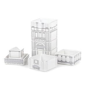 Seletti-Palace-Torrione-Set-x-6-Bowls-cuadrados-apilados-en-escultura
