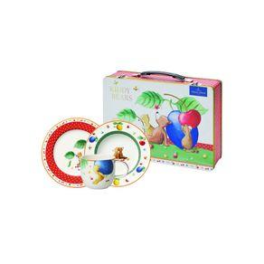 Villeroy---Boch-Kiddy-Bears-Set-x-3-PCS-vajilla--lonchera