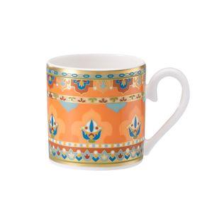 Villeroy---Boch-Classic-Samarkand-Mandarin-Taza-Espresso