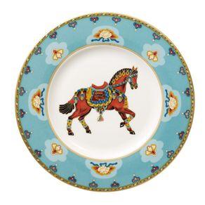 Villeroy---Boch-Classic-Samarkand-Aquamarin-Plato-Postre
