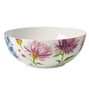 Villeroy---Boch-Classic-Anmut-Flowers-Ensaladera