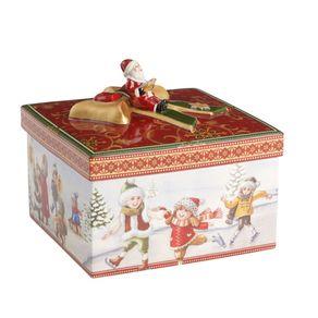 Villeroy---Boch-Christmas-Toys-Caja-Musical-Cuadrada--Paseo-Nieve--MD