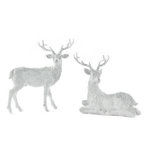Goodwill_Navidad-Winter_Frost_Ciervos_Blanco_y_Plata