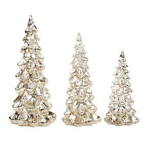 Goodwill_Navidad_Set_X_3_Arboles_cristal_Silver_Antique