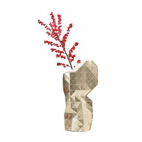 Tiny-Miracles-Florero-Papel-Gold