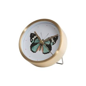 Cubic-Haeckel-Reloj-Mesa-Mariposa