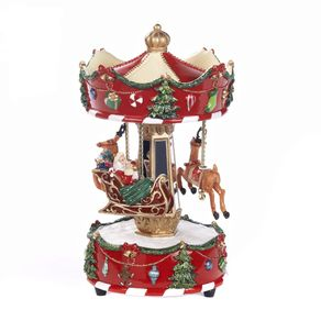 Goodwill-Navidad-Musical-Carrusel--Gold-