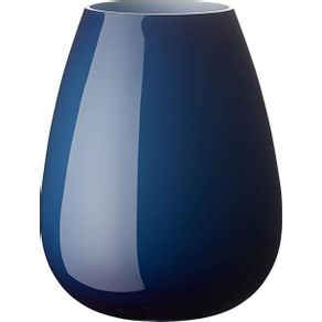 Villeroy---Boch-Drop-Florero-Azul-Cotton