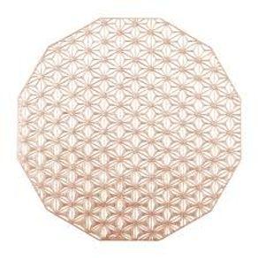 Chilewich-Kaleidoscopio-Individual-Rosa
