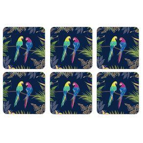 Portmeirion-Botanic-Garden-Set-X-6-Portavasos-Loros
