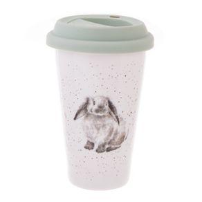 Portmeirion-Wrendale-Desing-Mug-Conejo