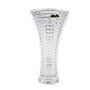 Bohemia-Cristal-Florero-Vaza-30-cm