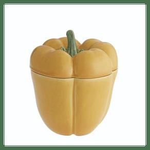Bordallo-Pinheiro-Pepper-Bowl--Amarillo-28-cm