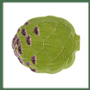 Bordallo-Pinheiro-Artichoke-Plato-Verde-23-cm