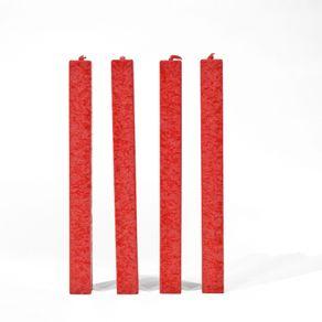 Amabiente-Set-X-4-Velas--Red-19Cm