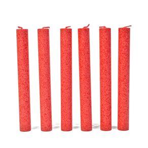 Amabiente-Set-X-6-Velas-Red--19Cm