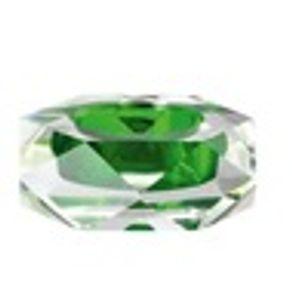 Rosenthal-Stella-Votive-Cristal-Verde-9-Cms