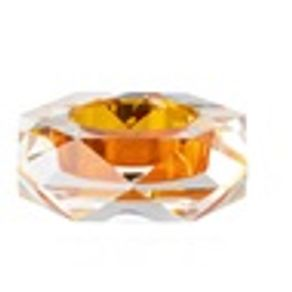 Rosenthal-Stella-Votive-Cristal-Amarillo-9-Cms