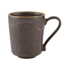 Vista-Alegre-Gold-Stone-Mug-Con-Asa-11-Oz