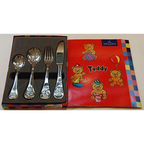Villeroy-Boch-Teddy-Set-4-Pcs-Cubiertos