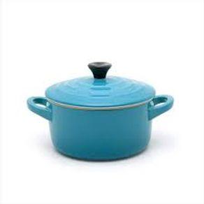 Le-Creuset-Mini--Cocotte-Redonda-Azul--10-CM
